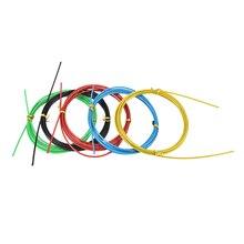 Красочные Кроссфит сменный кабель скорость скакалки скакалка
