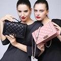 Zooler saco crossbody cadeia saco de couro das mulheres famosas marcas de couro genuíno 2017 novas mulheres da moda couro ombro sacos #2919