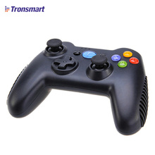 Tronsmart Joystick Game Pad Controller OTG Receptor Mango Controlador Remoto Inalámbrico Para Teléfono Inteligente Android TV BOX PC XiaoMi