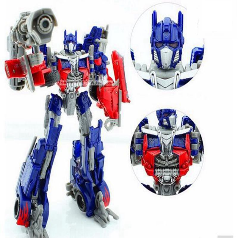 Model Toys For Boys : Hot toys transformation robots cars action figures