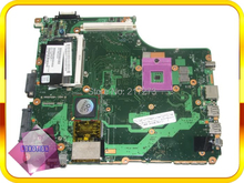 laptop motherboard for toshiba satellite a305 V000125570 pm965 ddr2