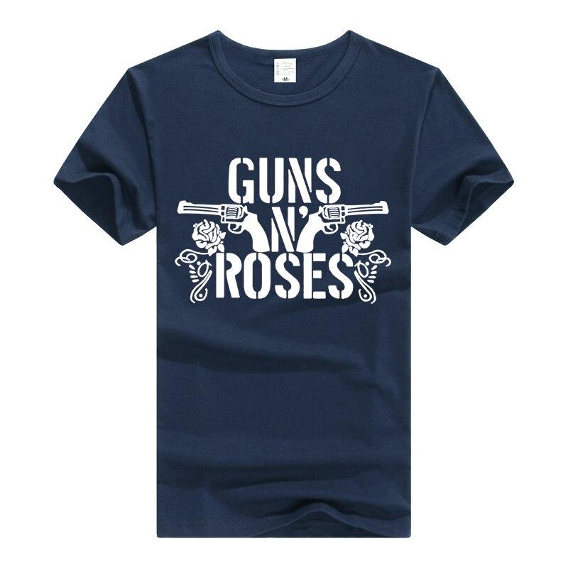 TEEWINING Guns N Roses T Shirt Rock Band Tee Men Women T-Shirt Guns and Roses GNR Tshirt Rock n Roll Clothing