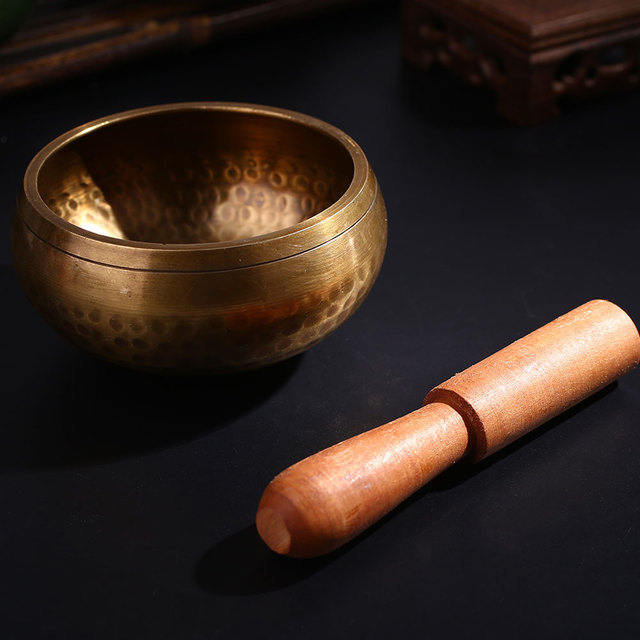 Handmade Copper Singing Bowl (10.5 cm)