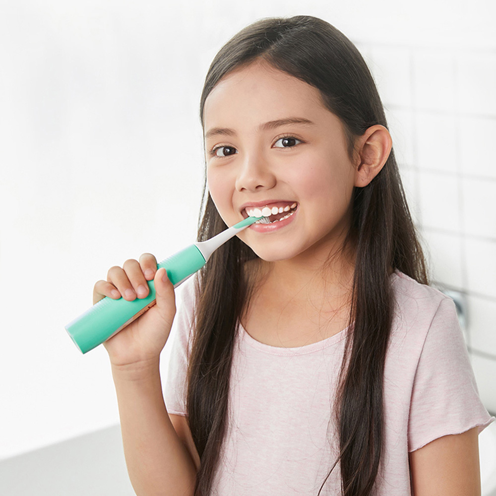SOOCAS C1 Cute Rechargeable Automatic Sonic Electrical Toothbrush APP Control Intelligent Dental Health Care For Kids xiaomi mijia soocas x1 soocare electrical toothbrush waterproof rechargeable sonic ultrasonic intelligent dental health care