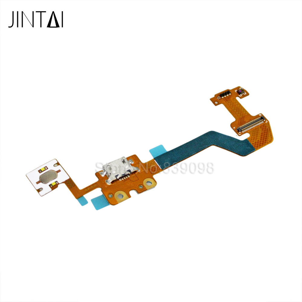 100% Jintai New USB charger Charging Port Flex cable For Lenovo YOGA Tablet 2 1371F + tool kit micro usb charging port charger dock for lenovo yoga tablet b8080 plug connector flex cable board replacement