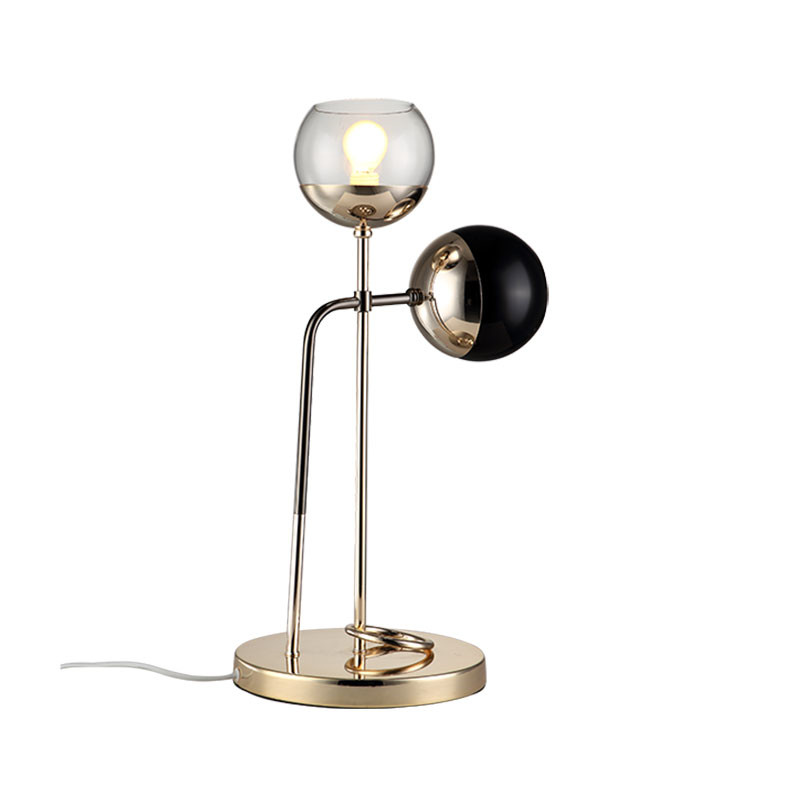 Post-modern Concise Creative American Individuality Table Light Livingroom Bedroom Decoration Lamp Free Shipping