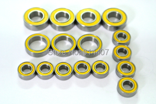 Kyosho Optima-mid Turbo SE Bearing set Quality RC Ball Bearings