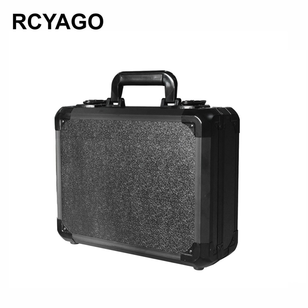 RCYAGO DJI Mavic Pro Case Portable Aluminum Case Box Waterproof Hardshell Tool Storage Box Case for