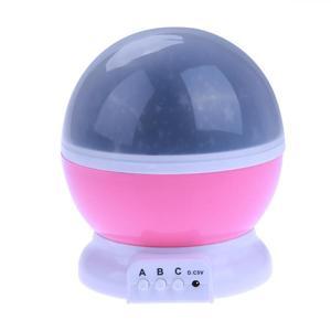 Image 5 - Светодиодный Ночной светильник, проектор со звездами, звездное небо, луна, лампа, батарея, USB, детские подарки, детская лампа для украшения спальни, Прямая поставка