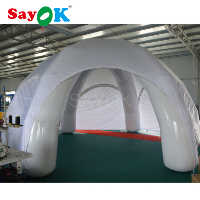 6m Outdoor PVC Inflatable dome canopy tent inflatable spider tent for event promotion exhibition  sc 1 st  AliExpress.com & 6m Outdoor PVC Inflatable dome canopy tent inflatable spider tent ...