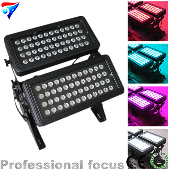 Free Shipping 96*10w RGBW 4in1 City Color Led Par Led Wall Washer Outdoor Light|color density|led marine light bulbs|led color changing faucet - title=