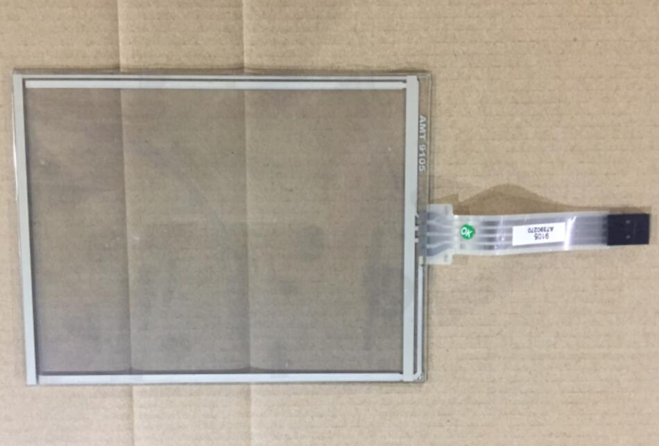 6.1 inch AMT 9105 industrial touch screen UN 136*104 four wire resistive screen