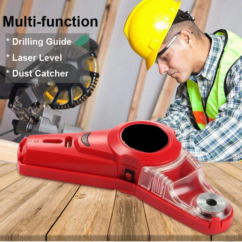 PROSTORMER-Multi-function-Drill-Guide-Line-Laser-Square-Angle-Laser-Level-Professional-Drilling-Helper-Dust-Catcher (1)
