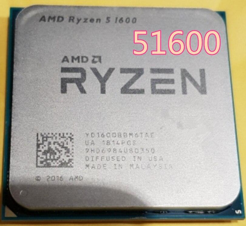 Amd Ryzen 5 1600 Processor 3 2ghz Six Core Twelve Thread 65w R5 1600 Cpu Socket Am4 5 1600 Cpus Aliexpress