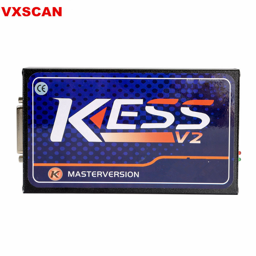 Kess V2 V5.017 Online Version No Token Limited Main Unit unlimited tokens ktag k tag v7 020 kess real eu v2 v5 017 sw v2 23 master ecu chip tuning tool kess 5 017 red pcb online