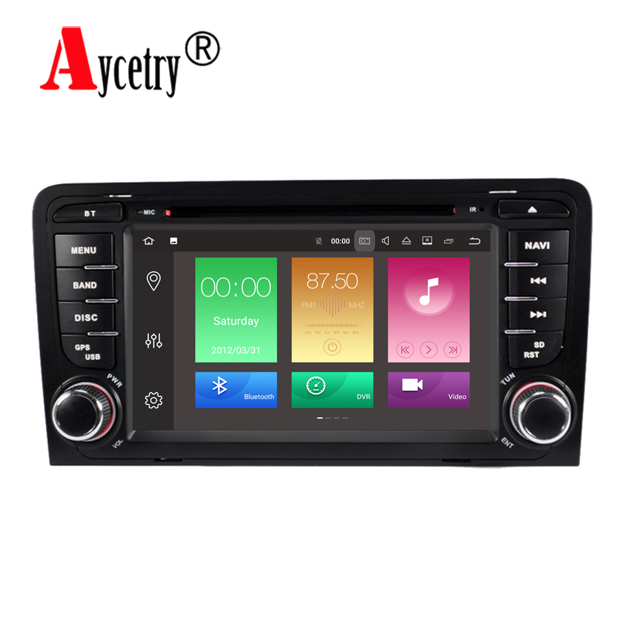 IPS DSP 2 Din octa core 4G RAM Android 8 0 8 1 car dvd multimedia