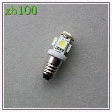 T10E10 spiral port 5050 5 patch LED screw port lamp machine instrument indicator light lathe warning light 24V