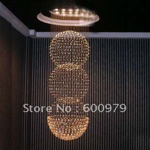 Free shipping modern lamp  top crystal  pendant  light  aslo for wholesale