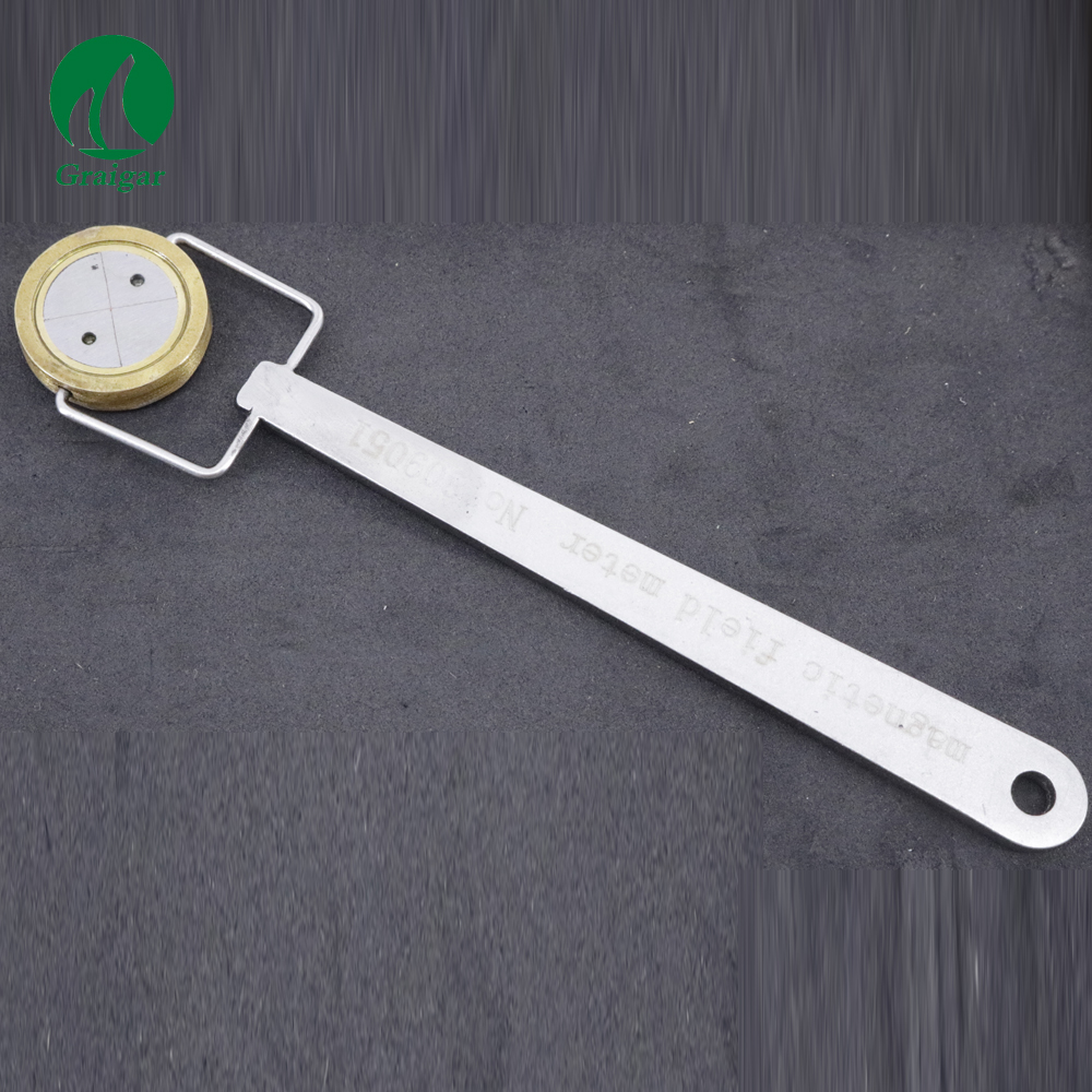 GPG01 Testing Pie Gauge 3 Pieces Magnetic Field Indicator Of Magnetic Particle