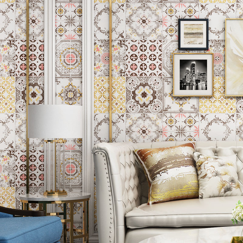 Wallpapers YOUMAN 3D Effect Embossed Wallpaper Pattern Non Woven Wallpaper Roll Wall Papers Contact Paper Girls Bedroom Decor wallpapers youman 3d brick wallpaper wall coverings brick wallpaper 3d embossed non woven background roll desktop home decor