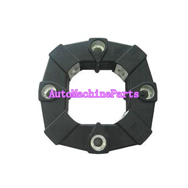 New Flexible Shaft Rubber Coupling 80A for Excavator Construction MachineryNew Flexible Shaft Rubber Coupling 80A for Excavator Construction Machinery