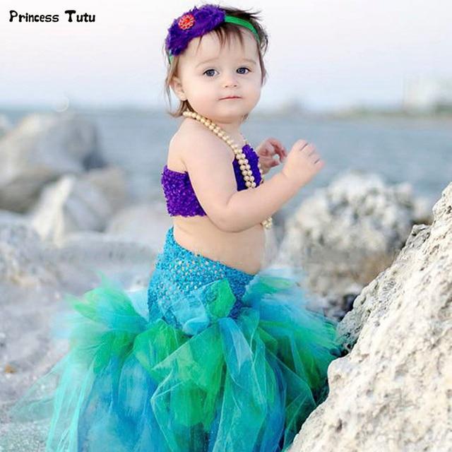 Mermaid Dress Baby