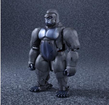 Version japonaise TAKARATOMY TT chef d'oeuvre 3C Super guerrier BW MP 32 orang-outan capitaine Optimus Primal W70