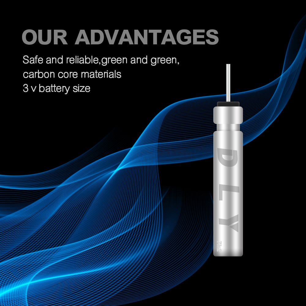 Battery Electronic CR425 Fishing Floats Lithium Pin Battery Night Luminous Float Flotador Pesca Fishing Tackle Tools Accessories