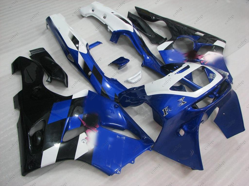 Fairing for Kawasaki Zx6r 1995 Fairing 636 Zx-6r 1997 1994 - 1997 Blue Black Fairing Ninja Zx-6r 94 95