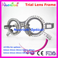 XD14 Retail Fixed PD Distance Optometry Lateral adjustment Grey Gray Trial Lens Frame 10 Pupil PD Distance Free Shipping