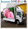 Leeman грузовик мобильная реклама из светодиодов дисплей p12 / p14 / p16 мобильный на открытом воздухе грузовик из светодиодов дисплей мобильный телефон , из светодиодов рекламный щит