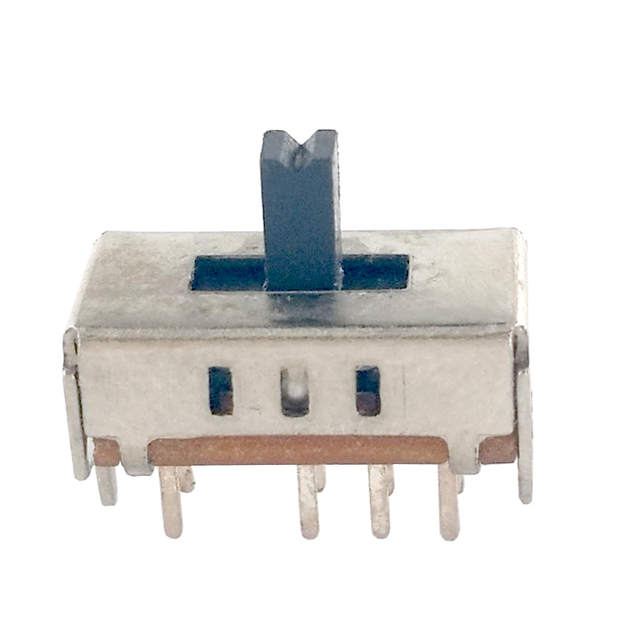 25pcs Micro Slide Switch 3 Position 8 Pin 2P3T on-off Mini Toggle Switch on