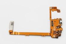 USB oudini עבור LG נקסוס 5 D820 D821 טעינת כבל flex יציאת USB לאוזניות מיקרופון