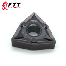 WNMG080404 BF VP15TF High quality External Turning Tools Carbide insert Lathe cutter CNC tool