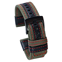 Watch Straps 22mm Woven Nylon Watch Strap Band For Gear S3 Classic S3 Frontier
