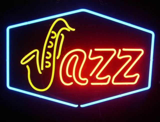 Custom Jazz Music Band Neon Light Sign Beer Bar