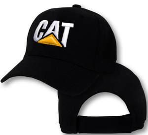 88048ac6e CAT Logo Hat Embroidered Trucker baseball cap snapback