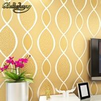 Listras Onda beibehang moderno papel de parede roxo & bege clássico brilho papel de parede para paredes sala de fundo papel de parede cobrindo
