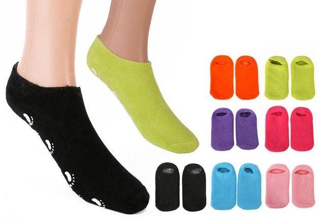 Spa Gel hydratant chaussettes exfoliant sec craquelé doux peau chaussette pédicure talon dur peau protecteur réparation pied soin outil