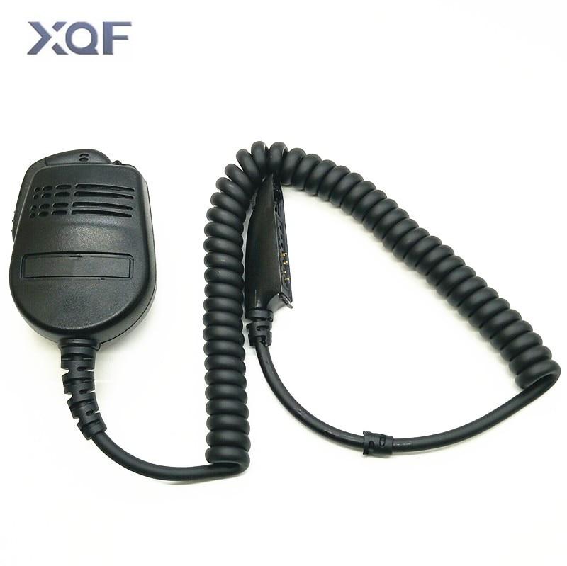 Handheld Speaker Microphone Mic For Motorola <font><b>Walkie</b></font> <font><b>Talkie</b></font> GP328 GP338 HT1250 HT1550 HT750 PR860 GP640 GP680 GP340 2 Way Radios