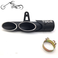 free shipping FOR R6 2006 2016 Modified exhaust motorcycle muffler for motorcycle escape moto TOCE exhaust pipe