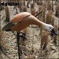 Xilei оптовая продажа уличная охотничья дистанция Conrol 6V Утка Манок мотор охотничья приманка с магнитом спиннинг крылья