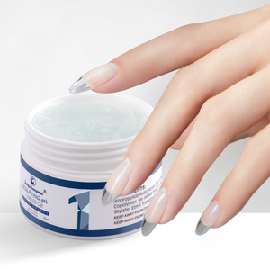 Image 2 - Fengshangmei 15g Gel For Nail Extensions Clear Constructor Gel Nail Polish Camouflage 18 Colors Uv Builder Gel