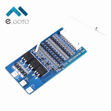 42V 10S Lithium Battery Protection Board Polymer BMS PCM PCB Overcharge Overdischarge Li-ion Temperature Protection Module