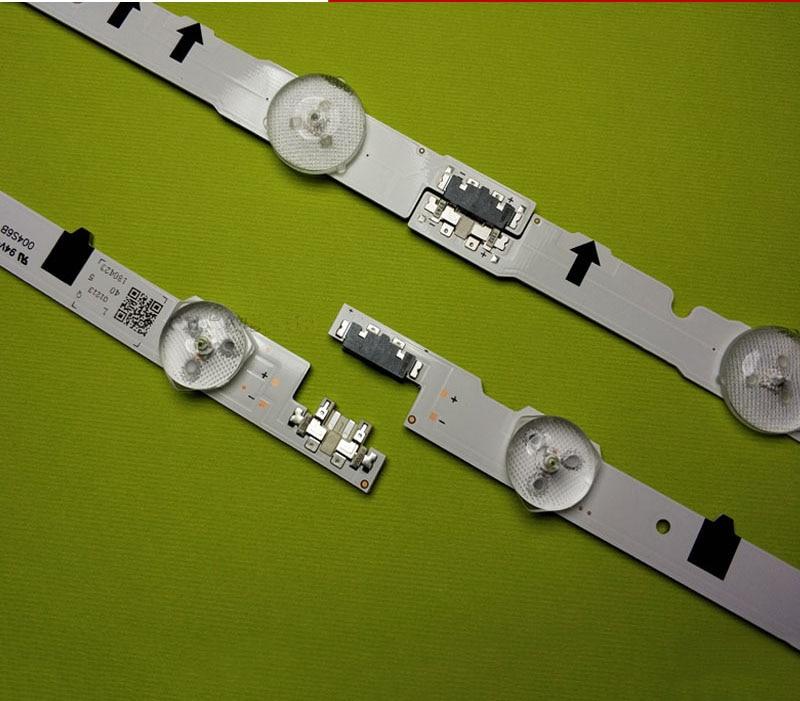 (New Kit)12 PCS LED backlight strip D4GE-480DCA-R2 D4GE-480DCB-R2 for SAMSUNG 48