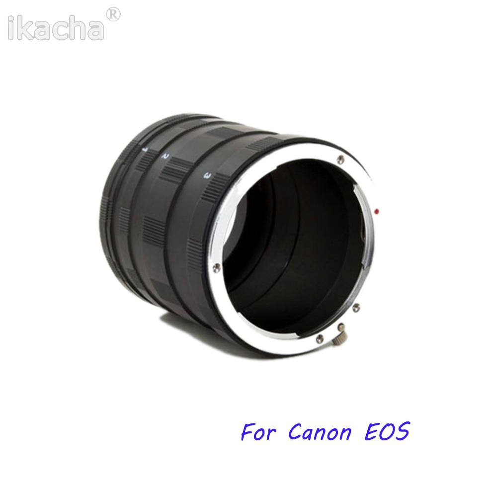 MACRO EXTENSION TUBE FOR Canon EOS