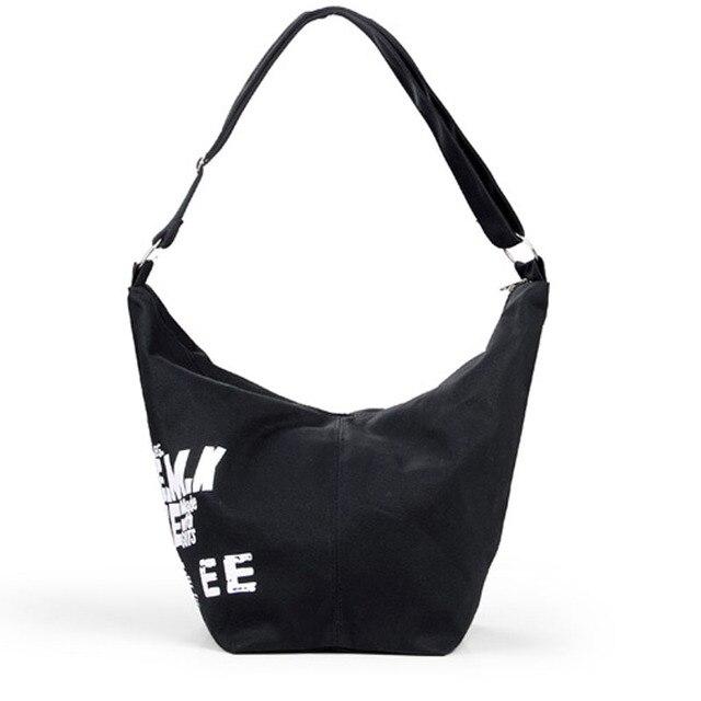 Women Fashion Canvas Messenger Bags Shoulder Bag Casual Canvas Travel Tote Female Handbag Crossbody bags 5