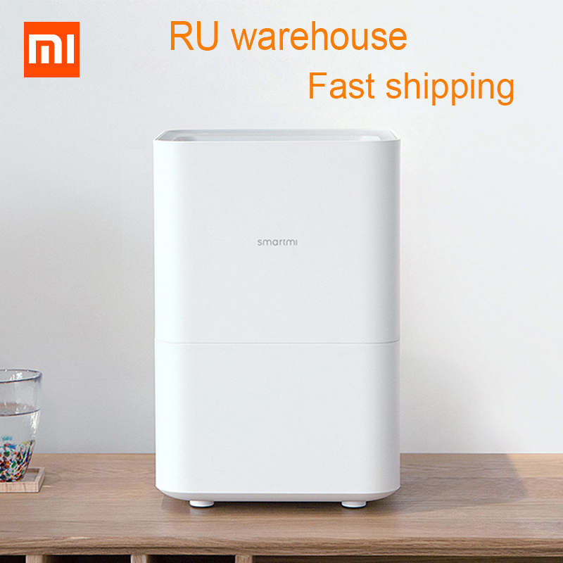 Smartmi Xiaomi Air Humidifier Smog free Mist free Pure Evaporate Type Increase Natural Air Humidity Mute