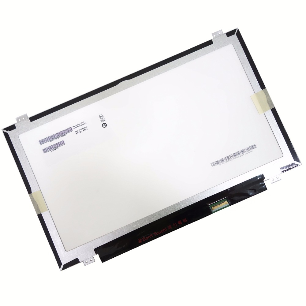 14 inch 1920*1080 Laptop LCD LED Screen Matrix Display HB140FH1-301 NOT IPS 30PIN original 14 inch led 30pin 1920 1080 laptop led lcd screen auo b140han01 2 for lenovo y40 lcd display