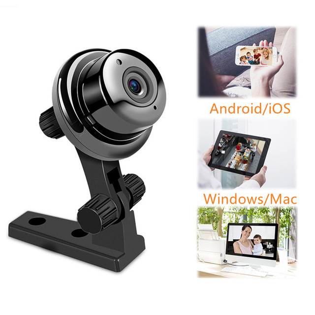 Wireless Mini WiFi Camera 960P HD IR Night Vision Home Security IP Camera CCTV Motion Detection Baby Monitor Cam Yoosee View 3